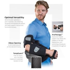 Donjoy Quadrant UltraSling Right Shoulder